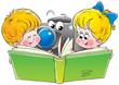 children's scrapbook