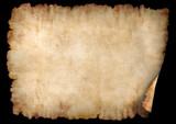 parchment 2 horizontal poster