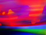 abstract colour poster