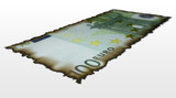 100 euro bill poster