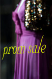 prom sale poster