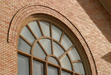 arched window poster