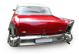 retro car - american vintage classics poster