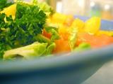 sunny salad poster