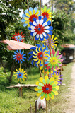 thailand: pin wheel poster