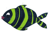 has the stripe fish poster