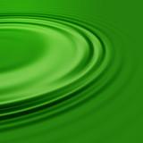 green liquid poster