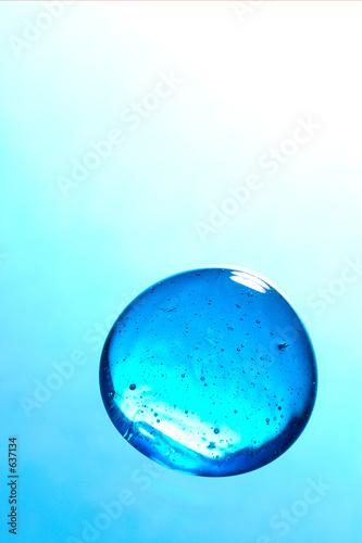 bille goutte d'eau