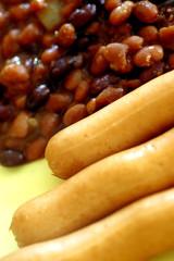 franks beans
