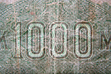 one thousand reichsmark