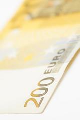 euro close up