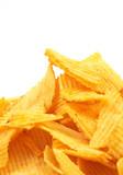 potato chips poster