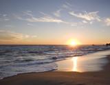Fototapety malibu sunset