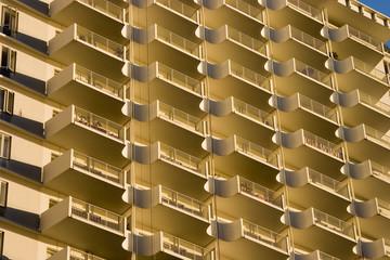 sunrise balconies