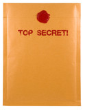 top secret mail poster