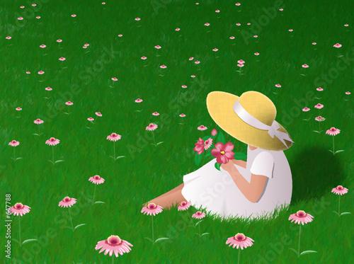 dziewczyna-w-trawie