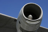 jet engine wing 3 poster