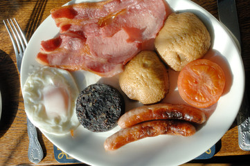 british breakfast