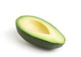 avocado half poster