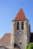saint-germain church poster
