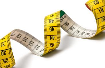 measuring tape spiral