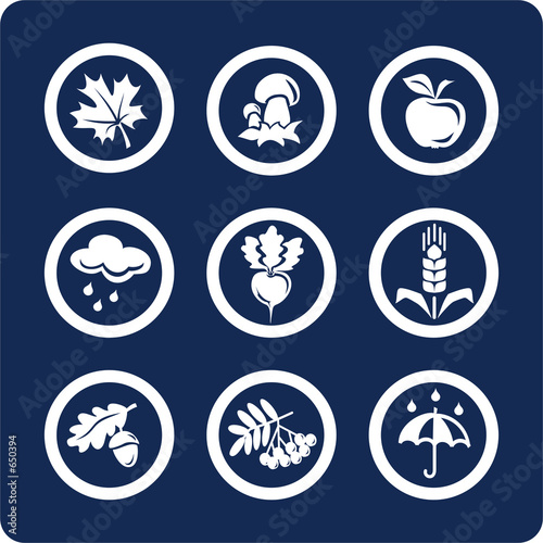 seasons: summer icons (set 4, part 2)