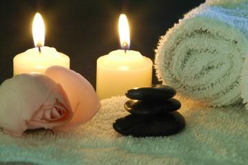 spa night at home