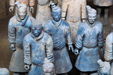 emperor qin's terra-cotta warriors and horses muse