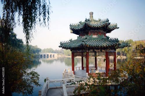 Foto op Canvas Beijing the forbidden city