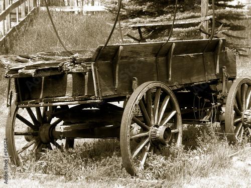 rustic buggie