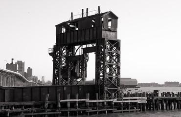 coal dock