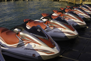 water sports jet skiing