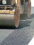 road repair, poster