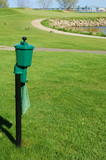 golf ball cleaner 2 poster