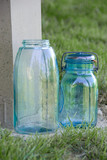 glass canning jars poster