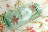 vintage jar antique table cloth poster