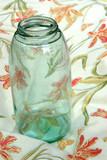 vintage jar antique table cloth poster
