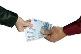 payer en euro poster