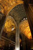 seville cathedral poster