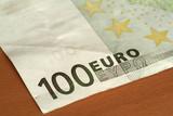 billet de 100 euro poster