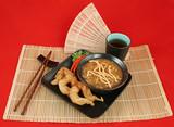 elegant chinese dinner poster