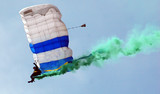 skydiver poster