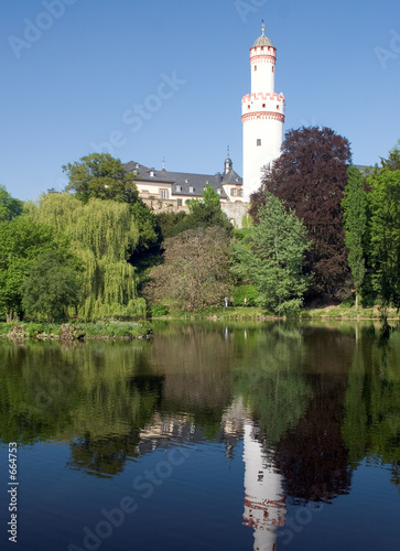 bad homburg schloss portrait