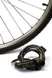 bike lock poster