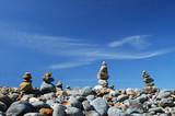 rock piles poster