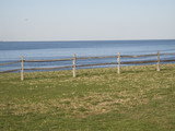 sea fence poster
