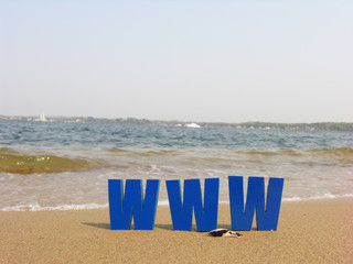 world wide web water