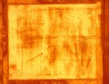 grunge frame poster