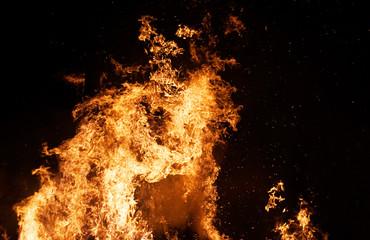 fire column