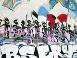 graffiti bone attack poster